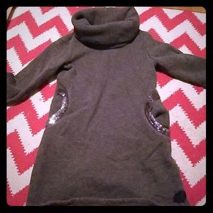 4t/5t gymboree sweatshirt dress